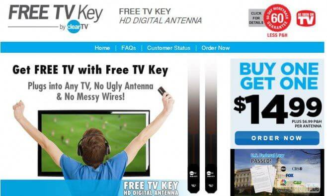 Free TV Key Reviews – Free HD TV Buying Guide For 2019