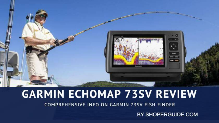 garmin echomap 73sv review
