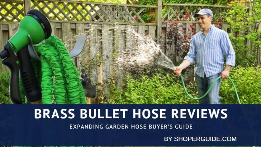 Brass Bullet Hose Reviews