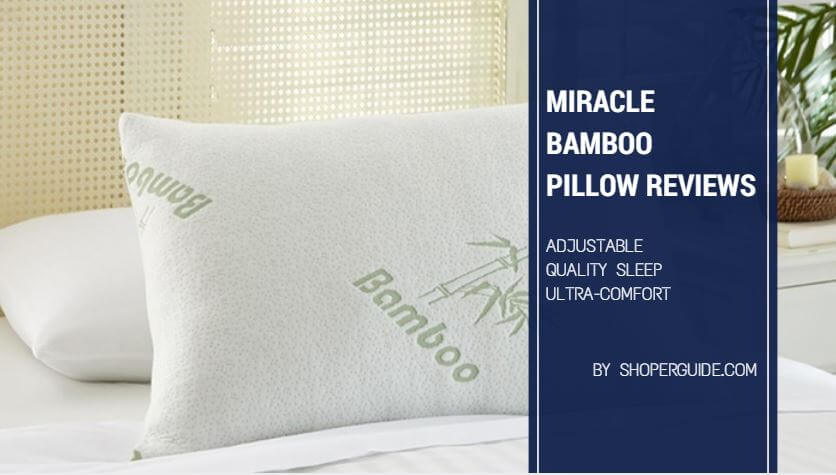miracle bamboo pillow reviews trusted review amp guide 86965