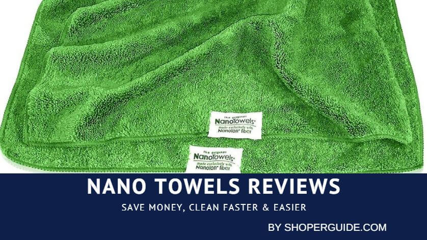 Nano Towels Reviews