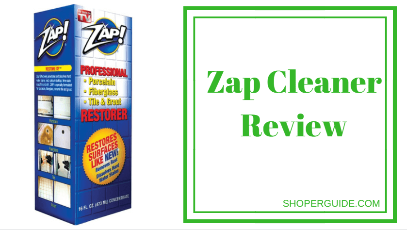 Zap Cleaner Review