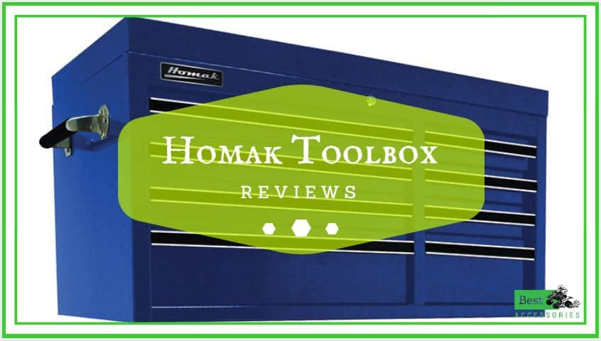 Homak Toolbox Reviews